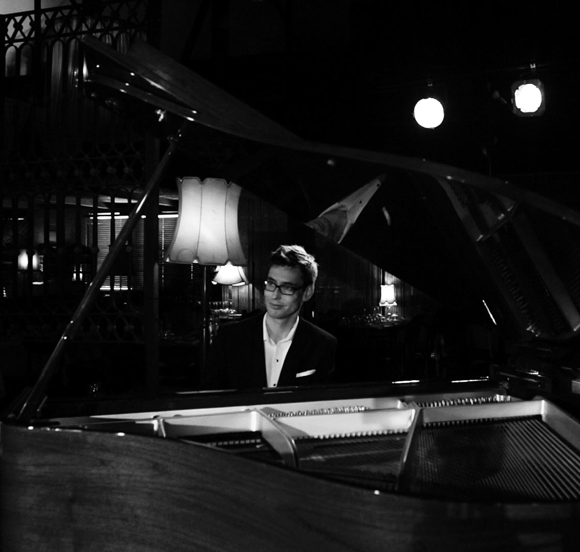 Casper Tromp pianist