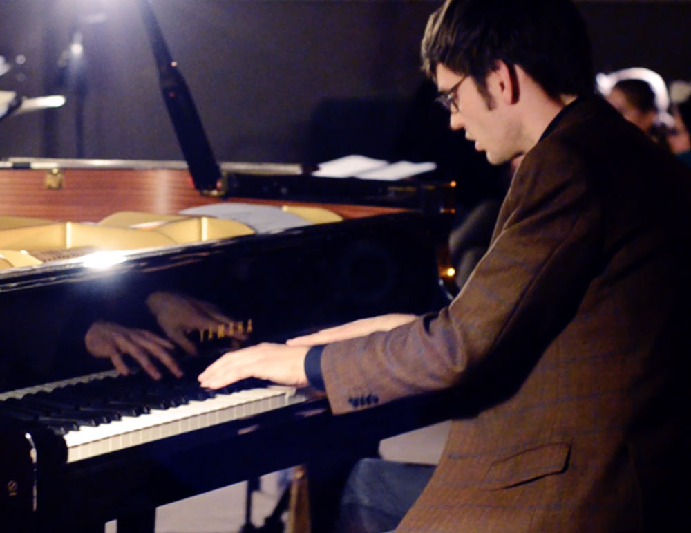 Casper Tromp - Jazz Pianist, Live in Sydney