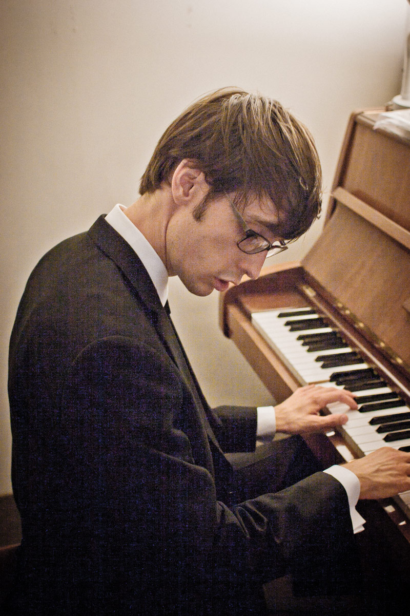 Casper Tromp Jazz Pianist